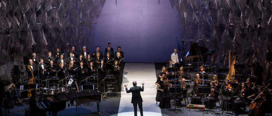 Latvian Radio Choir and Sinfonietta Rīga